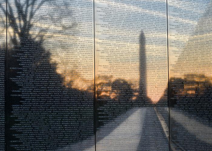 agent orange vietnam memorial